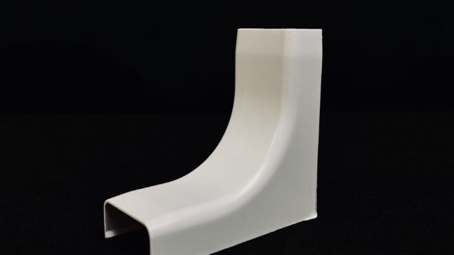 1'' W x 1/2''H Inside Corner - SERIES 500